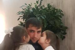 Джаматова Айша. Самый лучший папа - наш!