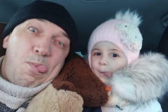Зеркалий Дарья. Мой любимый папа!