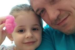 Зеркалий Дарья. Мой любимый папа!!!